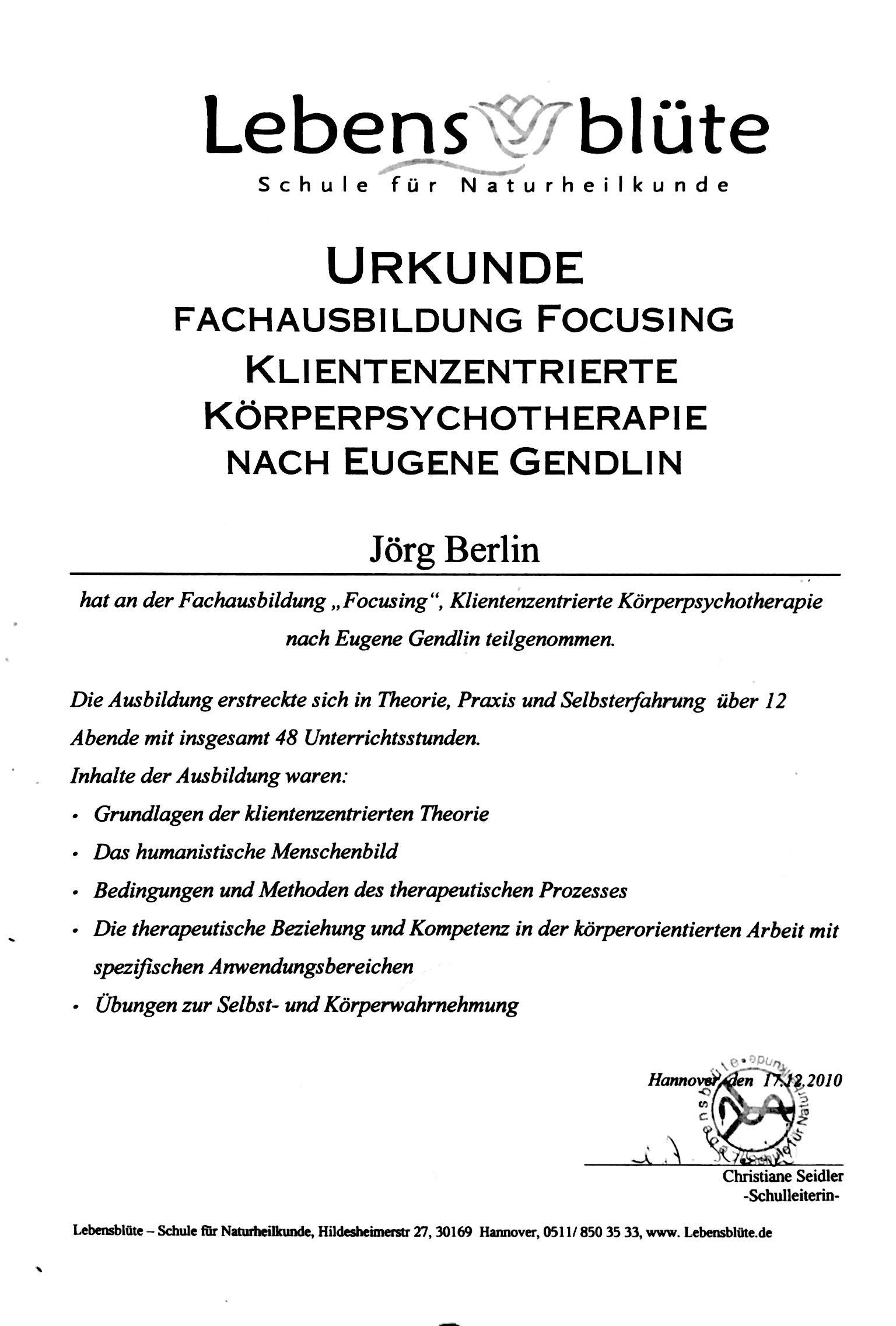 ausbildungen zertifikate j rg berlin heilpraktiker psychotherapie hypnotherapie region. Black Bedroom Furniture Sets. Home Design Ideas